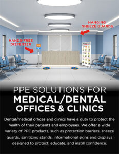 COVID PPE for Offices & Clinics - Budget Signs Madison