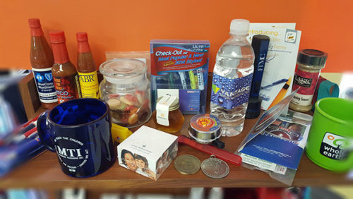 Customer Promotional Products from Budget Signs & Specialties, Madison, WI